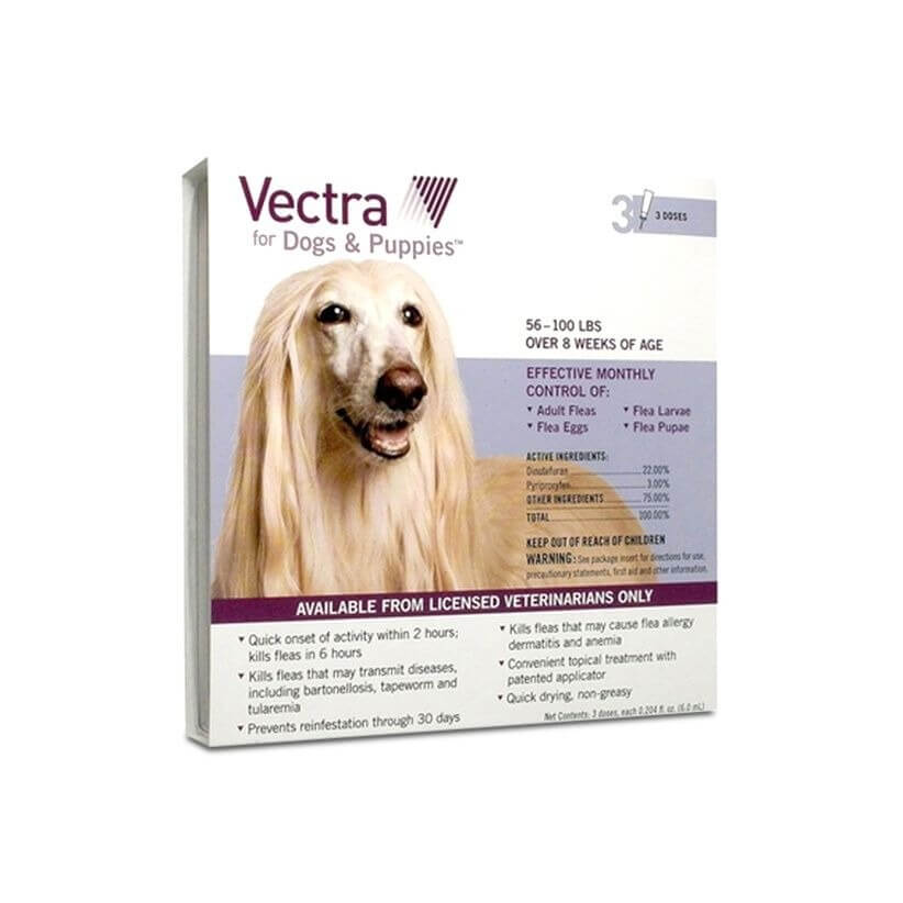 Vectra for dogs nad puppies