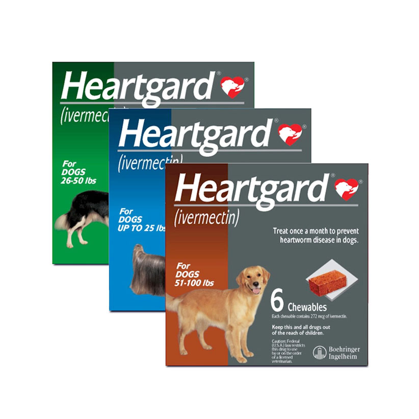 Heartgard medicine for pet